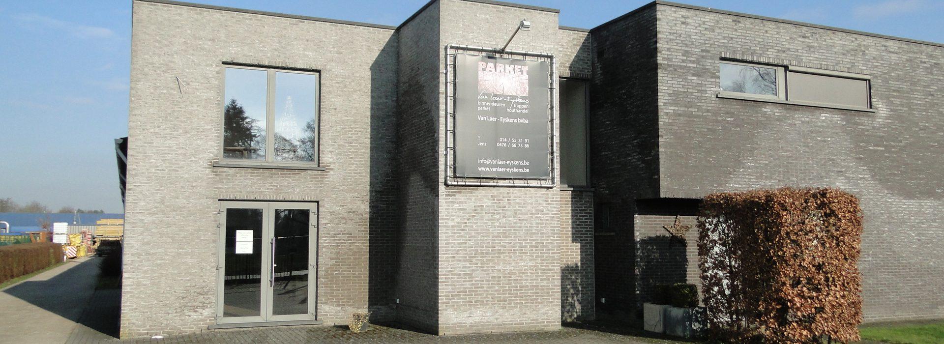 Werkhuis - Parket van Laer - Eyskens