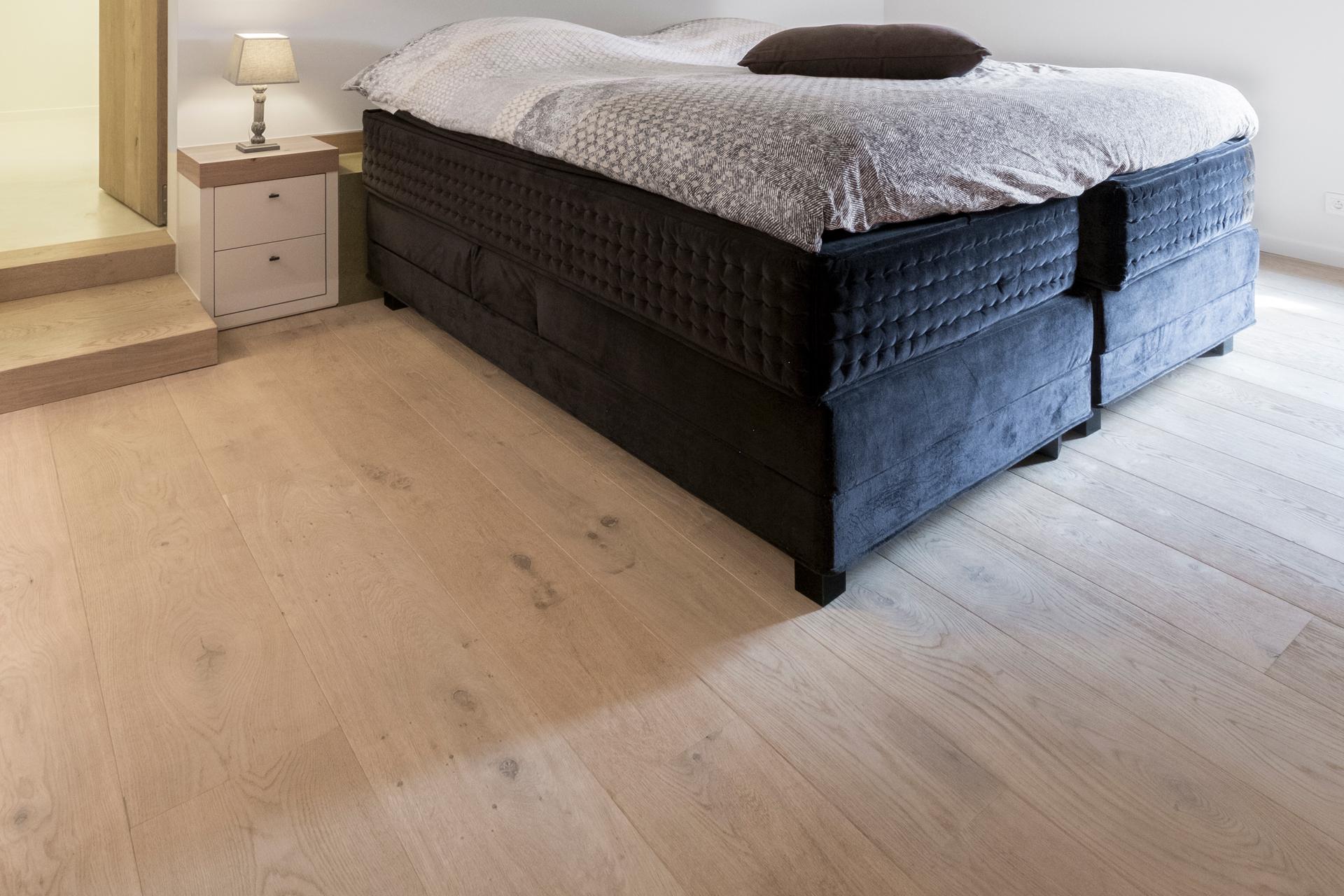 Samengestelde vloeren - Parket van Laer - Eyskens